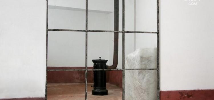 Le miroir industriel, l'accessoire déco rétro