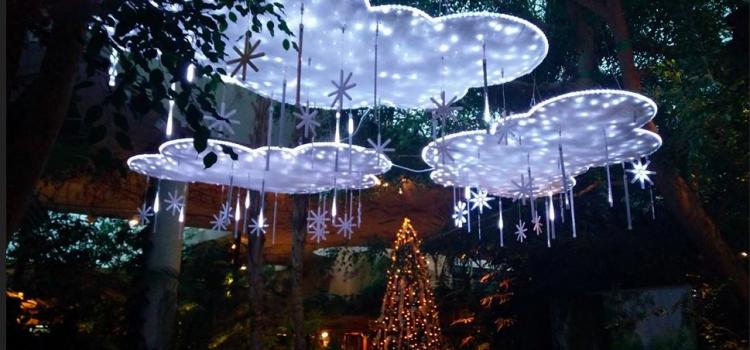 Avec Voyage Privé, passez vos fêtes de fin d'année à Center Parcs