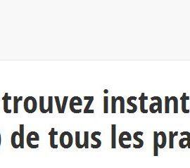 Les-ophtalmos.com réunit les médecins ophtalmologistes de toute la France
